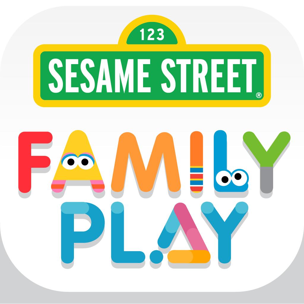 Sesame Street Family Play