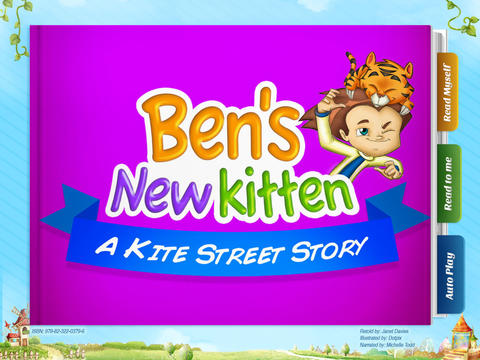 Ben's New Kitten - Another Great Children's Story Book by Pickatale HD