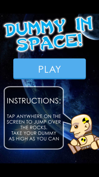 Dummy in Space