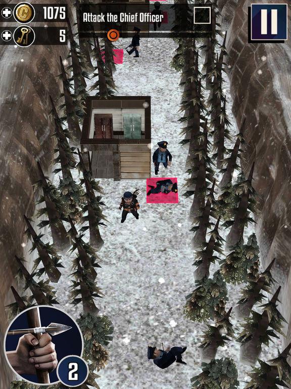Игра Winter Fugitives 2: Chronicles