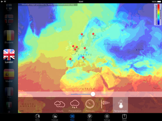 【3D气象】3D地球