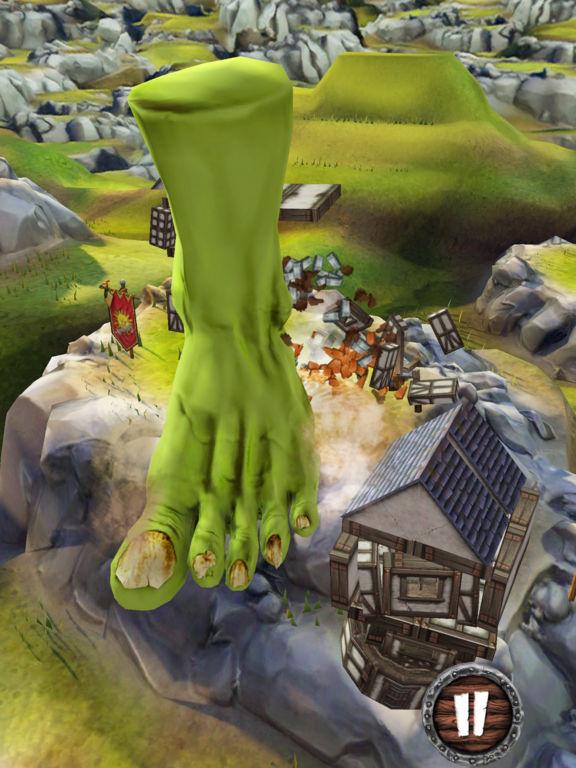 Скачать игру Warhammer: Snotling Fling