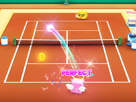 Tennis Bits Screenshot