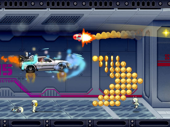Screenshot #3 for Jetpack Joyride