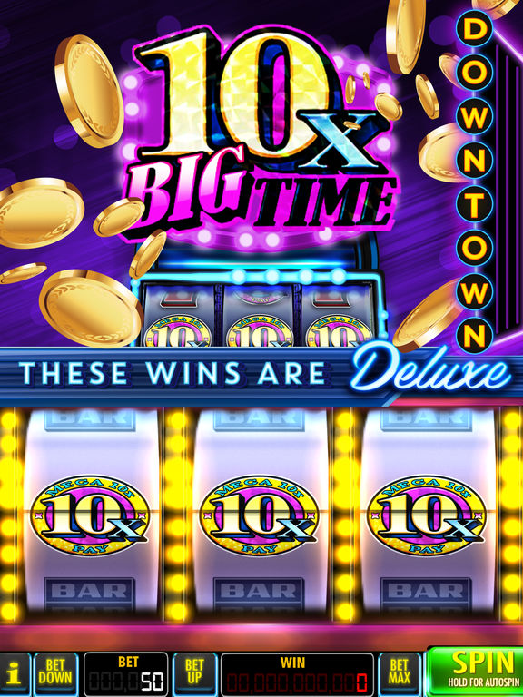 Downtown Deluxe Vegas Slots - Free Classic Slot Machines screenshot