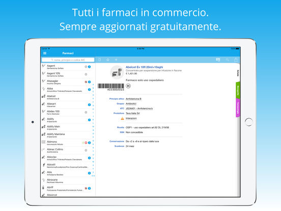 iFarmaci Screenshots