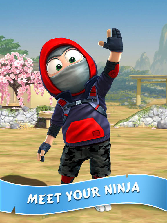 Clumsy Ninja Screenshots