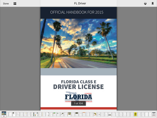 DMV Test Prep - Florida iPad Screenshot 5