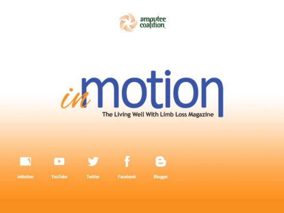 Amputee Coalition inMotion-ipad-0