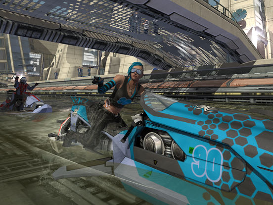 Riptide GP: Renegade Screenshots