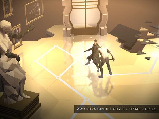 Deus Ex GO Screenshots