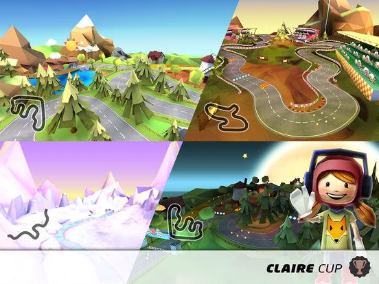 KING OF KARTS: Single- & Multiplayer Battles. Screenshots