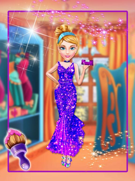 Игры для девочек переделки платьев