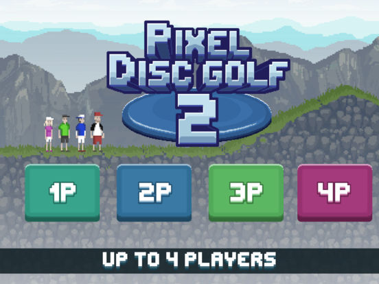 Pixel Disc Golf 2 Screenshots