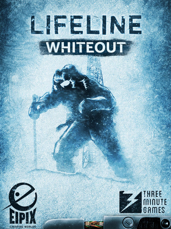 Lifeline: Whiteout. Скрин 1