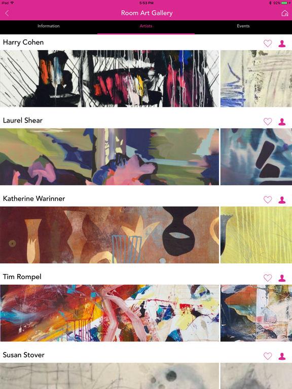 SFA - Seek Fine Art screenshot