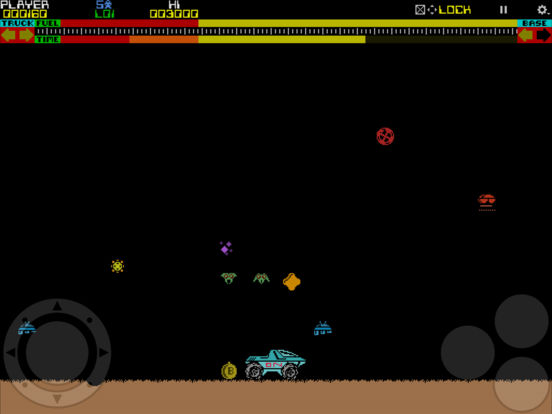 Jetman Reloaded iPad Screenshot 4