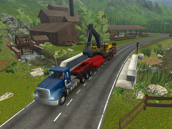 Construction Simulator PRO 2017 Screenshots
