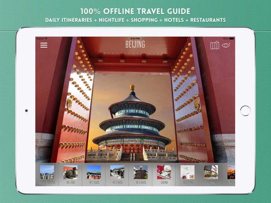 Beijing City Travel Guide iPad Screenshot 1