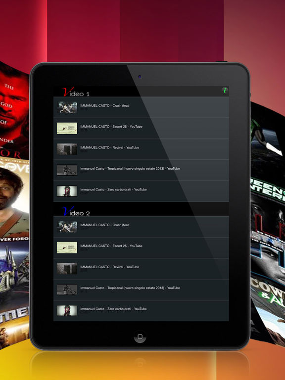 Double Video Player Screenshots