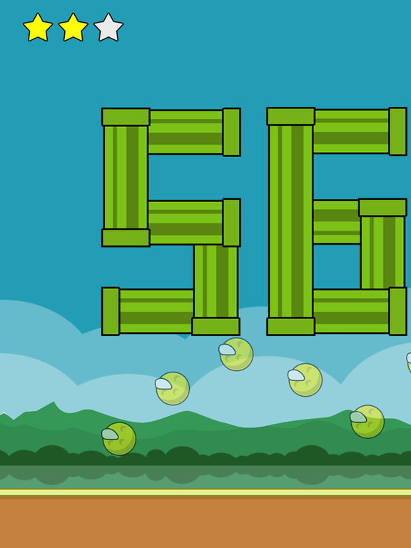 Ball Rolling 2 Just Crossy It In The Sky Road Free-ipad-0