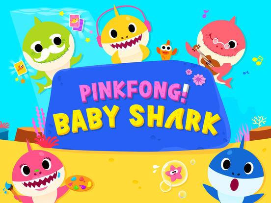 App Shopper: PINKFONG Baby Shark (Education)