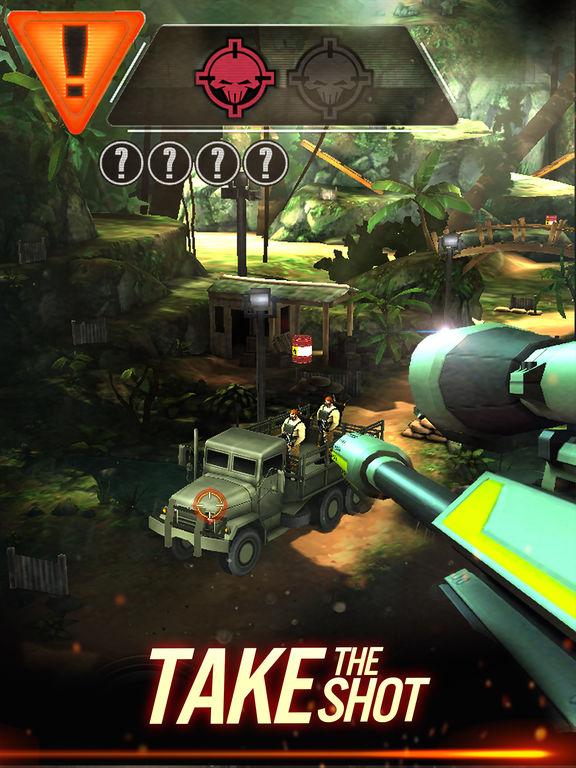 Sniper X with Jason Stathamscreeshot 4