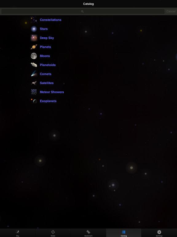 StarMap 3D+. Скрин 4