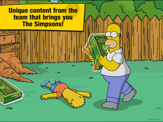 The Simpsons™: Tapped Out Screenshots