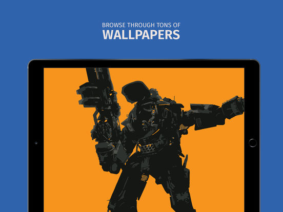 Titanfall wallpaper ipad mini