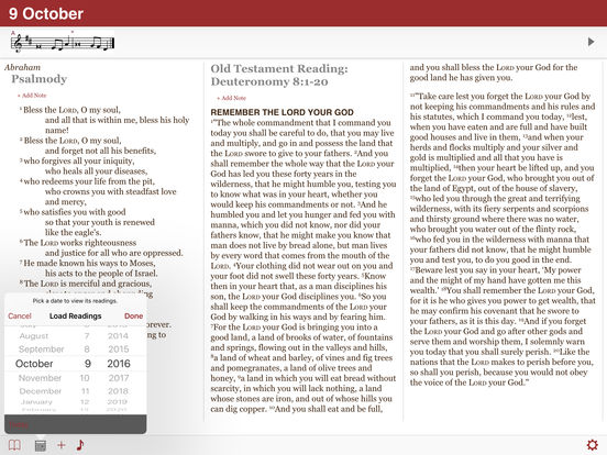 PrayNow iPad Screenshot 1