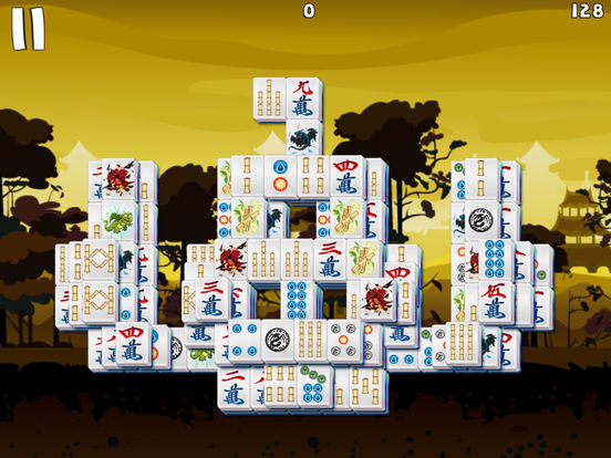 Mahjong Deluxe 3 Screenshots