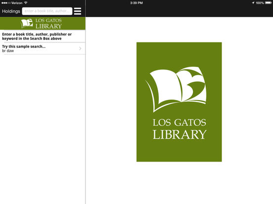 LGPL iPad Screenshot 2