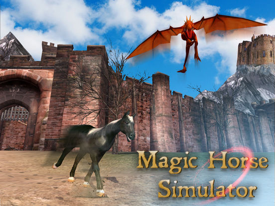 Magical Horse: Animal Simulator 2017 Full Screenshots