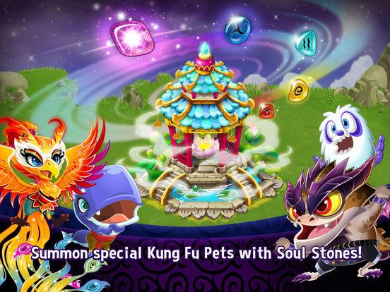 Kung Fu Pets на iPad