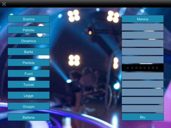 Zerovero iPad Screenshot 2