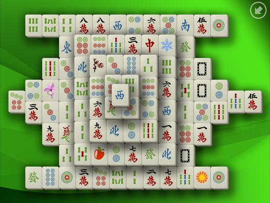 MahJong+ iPad Screenshot 1