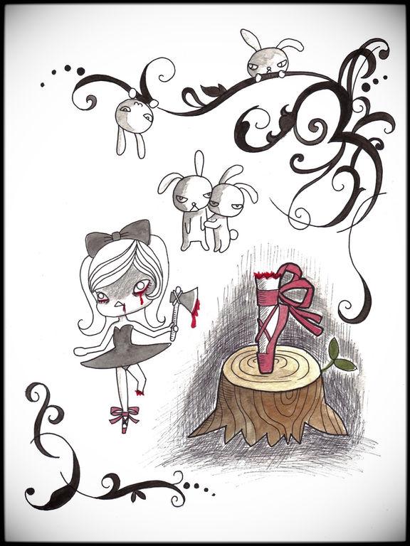 Macabre Fairy Tales screenshot