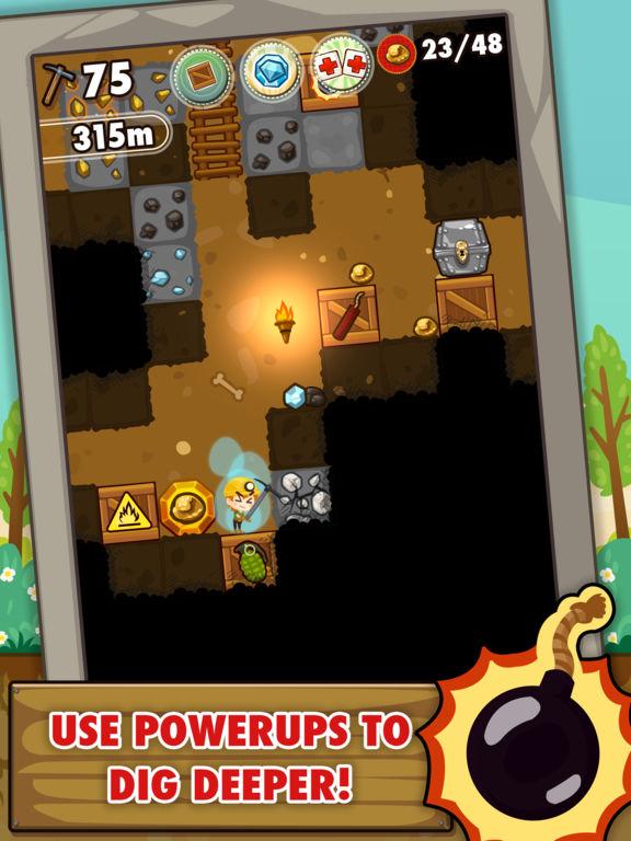 Pocket Mine screenshot 7