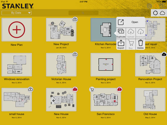 STANLEY Floor Plan on the App Store