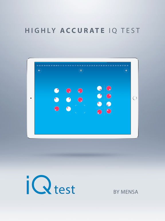 IQ Test - With Solutions Screenshots