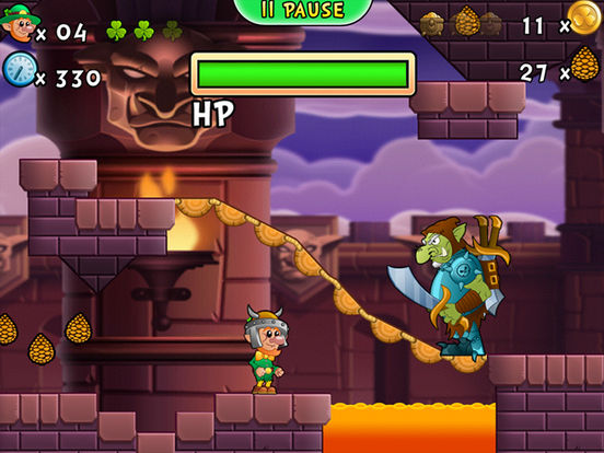 Lep's World 3 Plus - the super best platformer games Screenshots