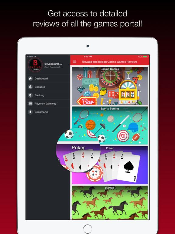 bodog poker app