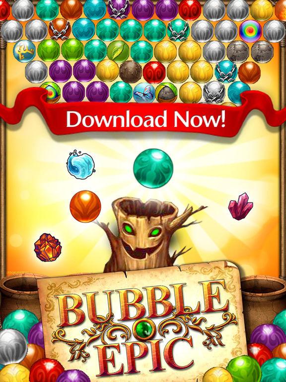 Bubble Epic на iPad