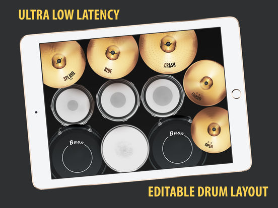 Drums Micro Edition iPad Screenshot 1