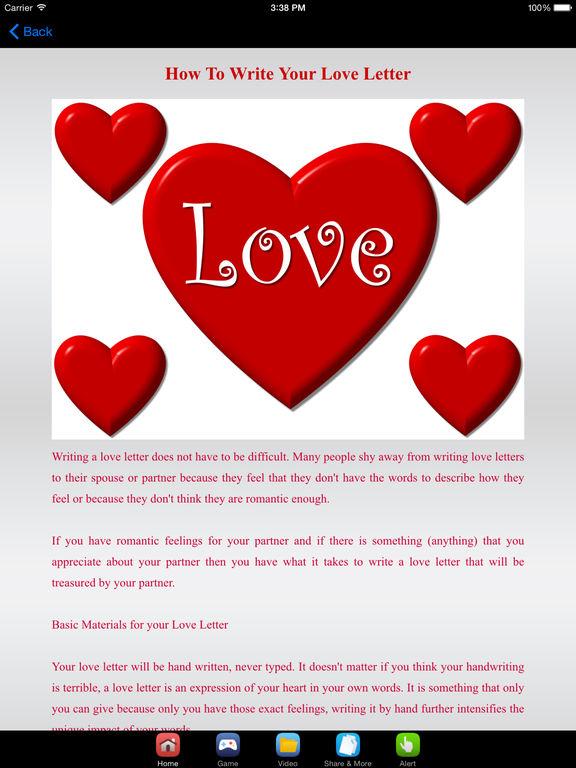 App Shopper Love Letters For Her Amp Love Letters For Him