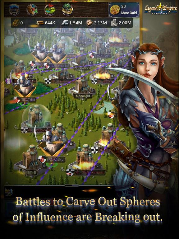 Legend of Empirescreeshot 2