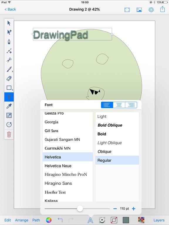 DrawingPad - Draw, Paint, Doodle & Sketch Screenshots