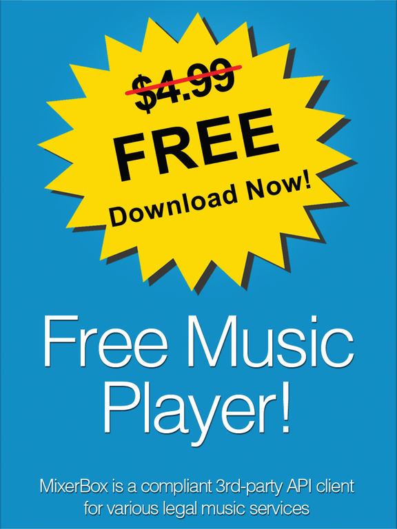 Free Music Player & Gdrive MP3 Downloader: MB3 para iPhone ...