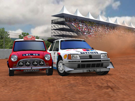 Pocket Rally Screenshots
